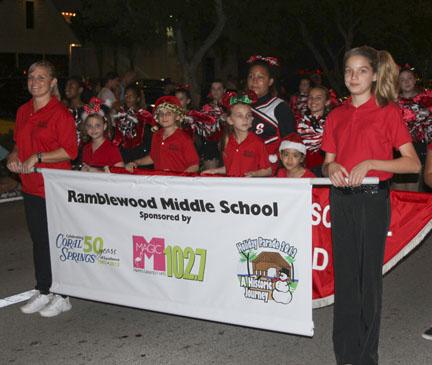 2012 Coral Springs Holiday Parade