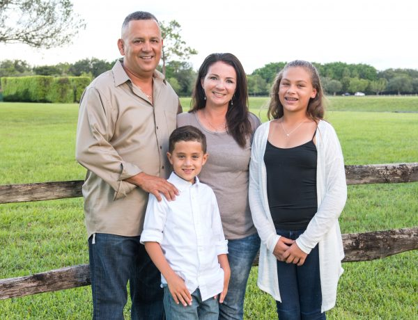 September Family in Focus: Meet the Cintrons