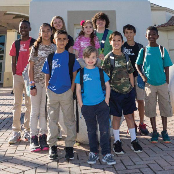 Glades Christian Academy students