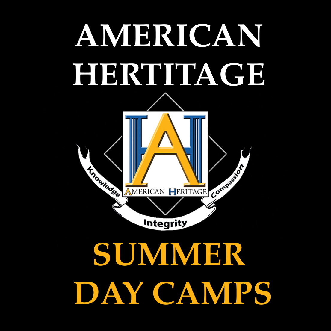 American Heritage Summer Camp Logo
