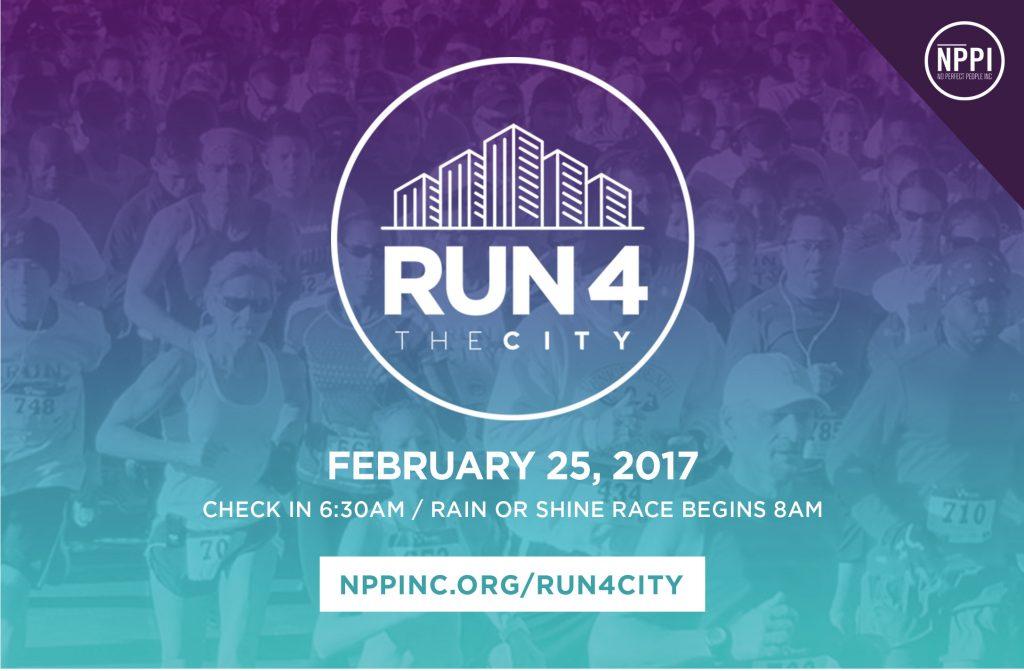 Run 4 the city ad