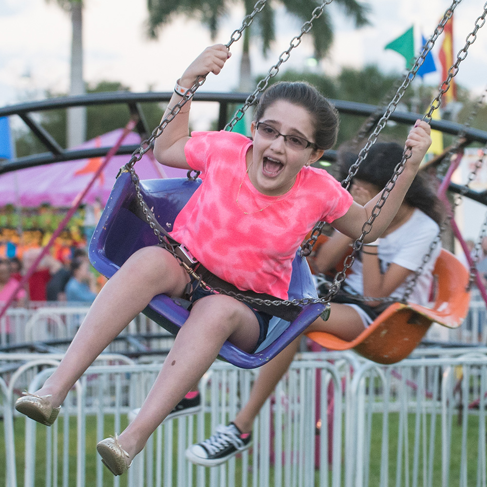 Family Fun Fest a Hit at Parkland's Pine Trails Park
