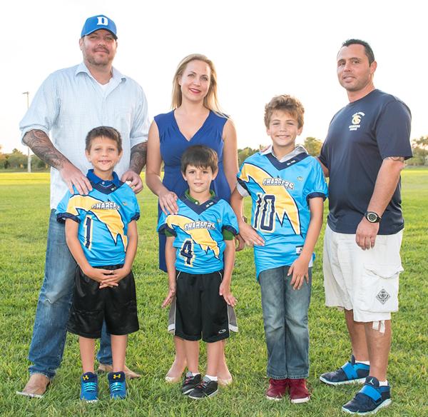 The Braden-Kushner Family