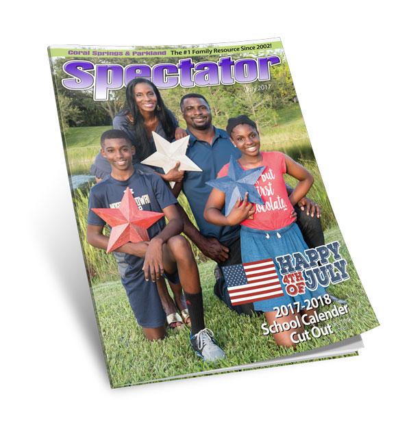July 2017 Magazine