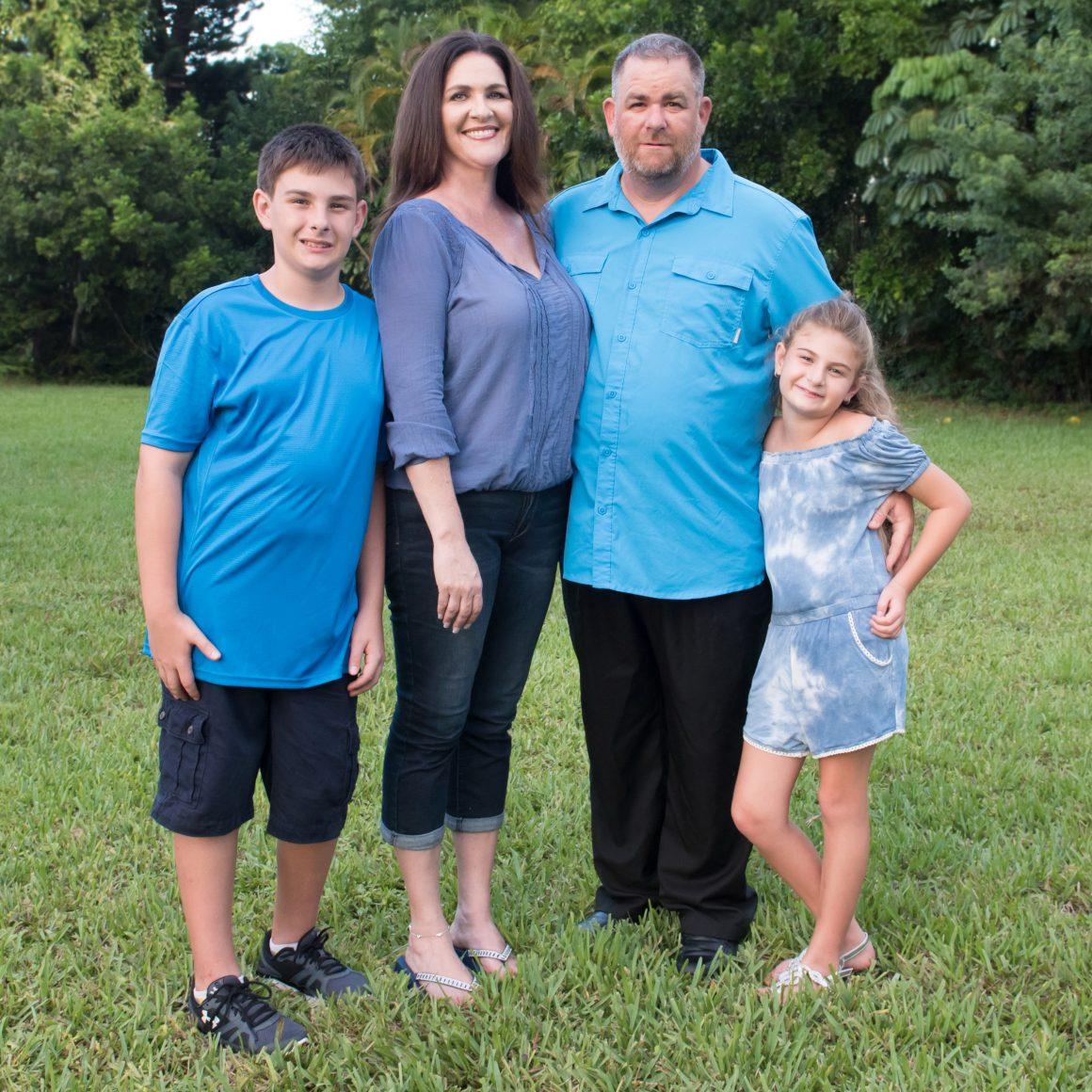 The Taraboulos Family