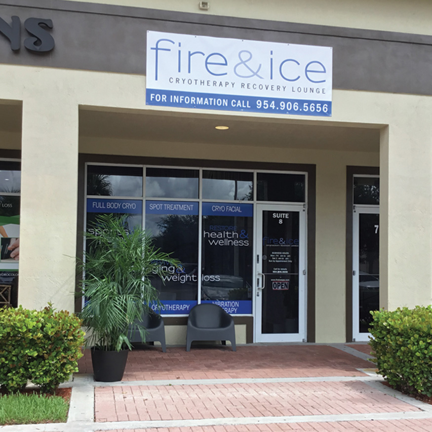 Fire and Ice for Health and Healing