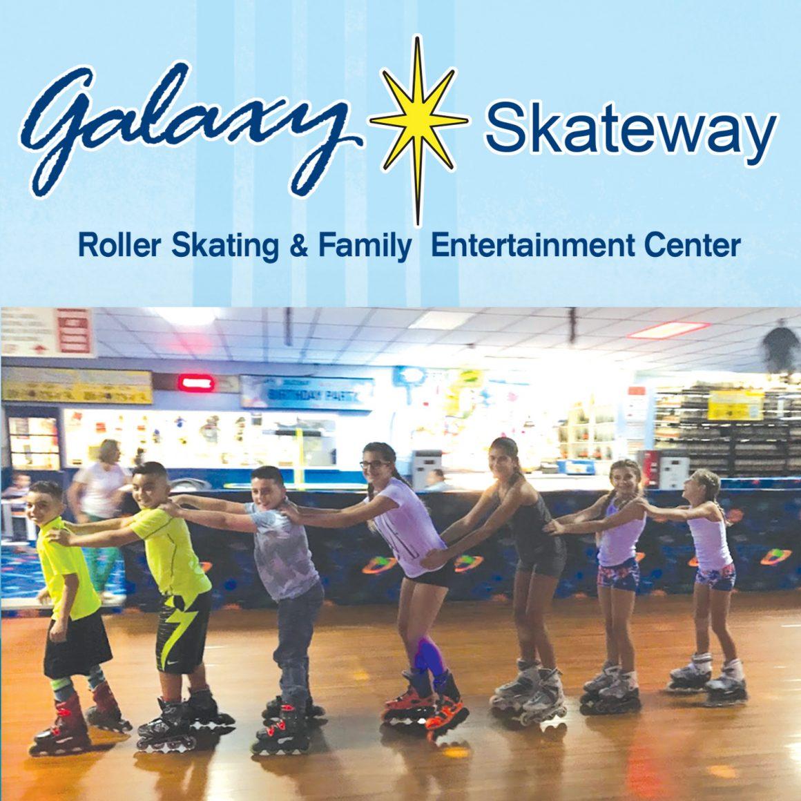 Fun is Always in Season…Galaxy Skateway