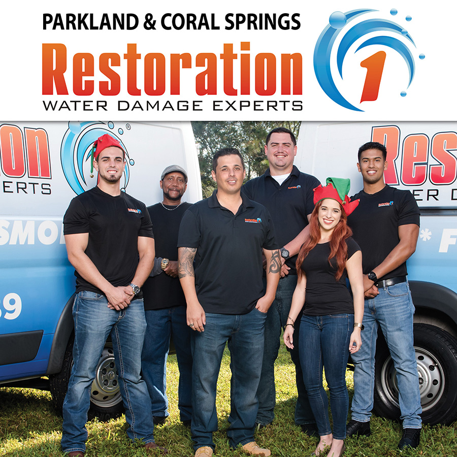 Back to New Again - Restoration 1 Water Damage Experts