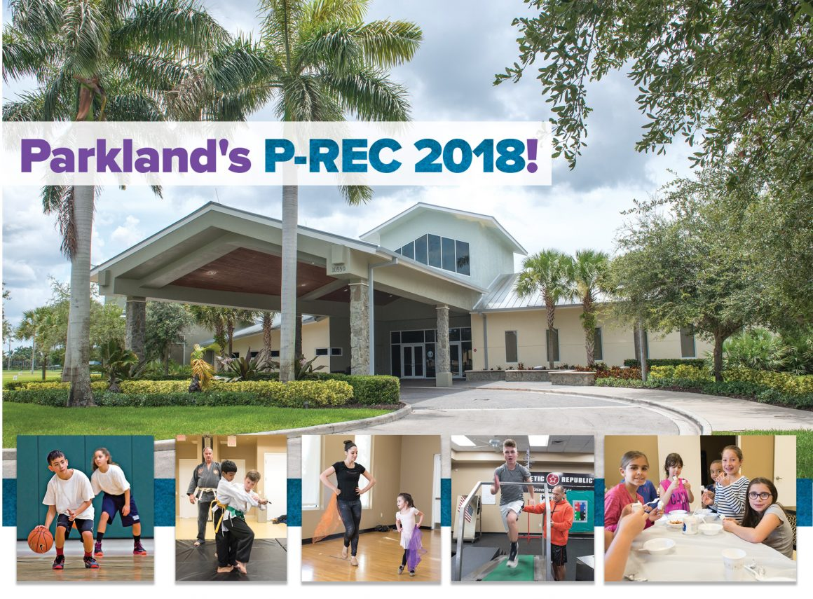 Parkland's P-Rec 2018!