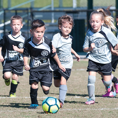 Kickin' it Soccer Style Coral Springs Youth Soccer