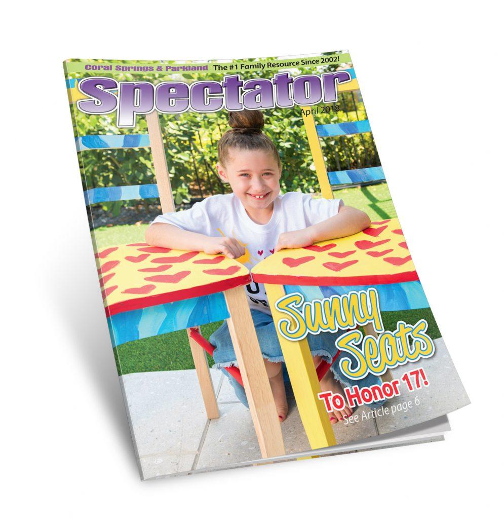 April 2018 Magazine