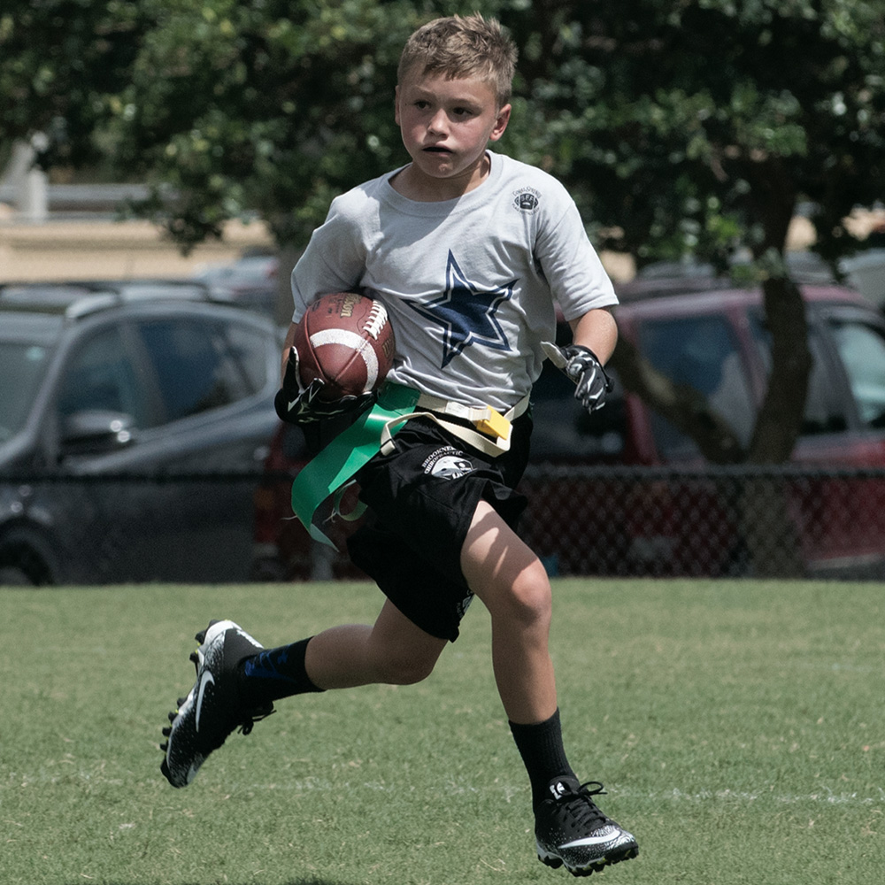 Coral Springs Flag Football is on the Horizon