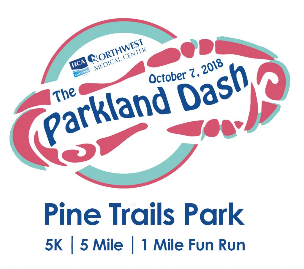 The Parkland Dash October 7th