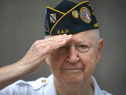 Honor our Veterans on November 11