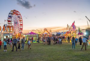 Step Right Up! Come One, Come All to Parkland's annual Family Fun Fest Carnival