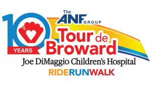 10th Annual ANF Group Tour de Broward to Benefit Joe DiMaggio Children's Hospital
