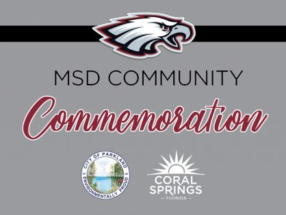 MSD Commemoration February 14, 2019