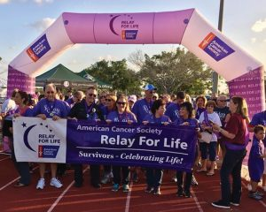 American Cancer Society and Parkland / Coral Springs Lead the Fight for a World Without Cancer Through Relay For Life Event