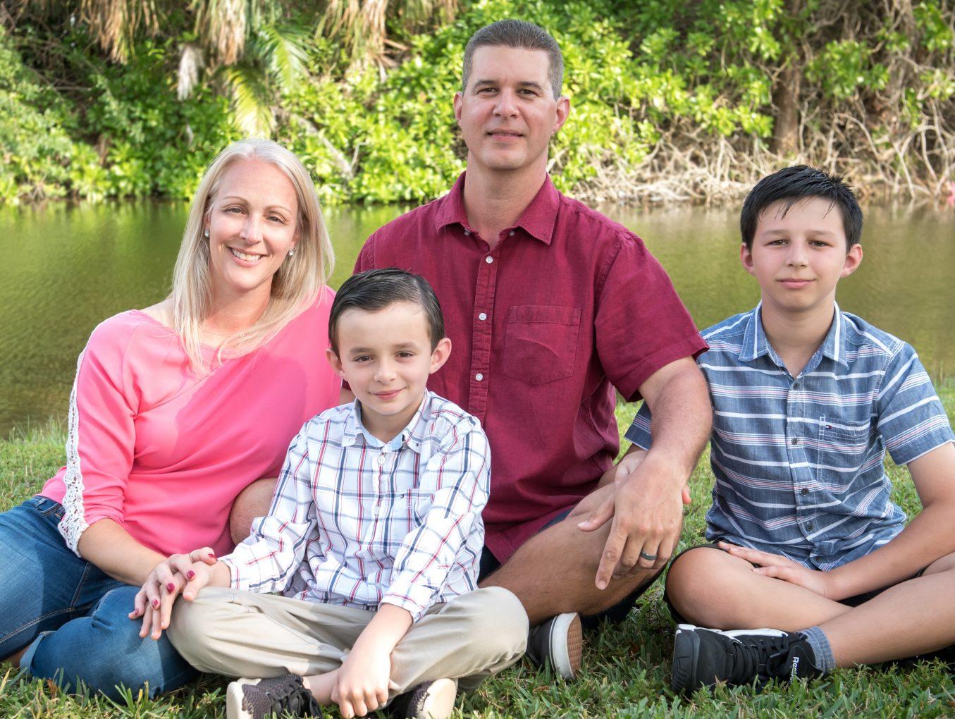 Meet the Thomas Family