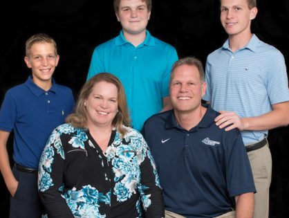 Meet the Hoffman Family