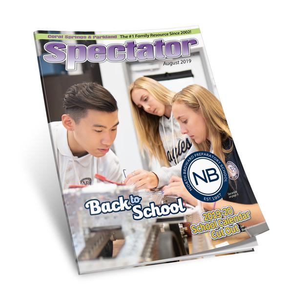 August 2019 Magazine