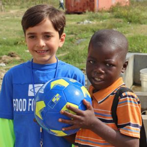 NBPS Sixth Grader Christopher Evans to Speak at Child's Rights in Action Conference in France