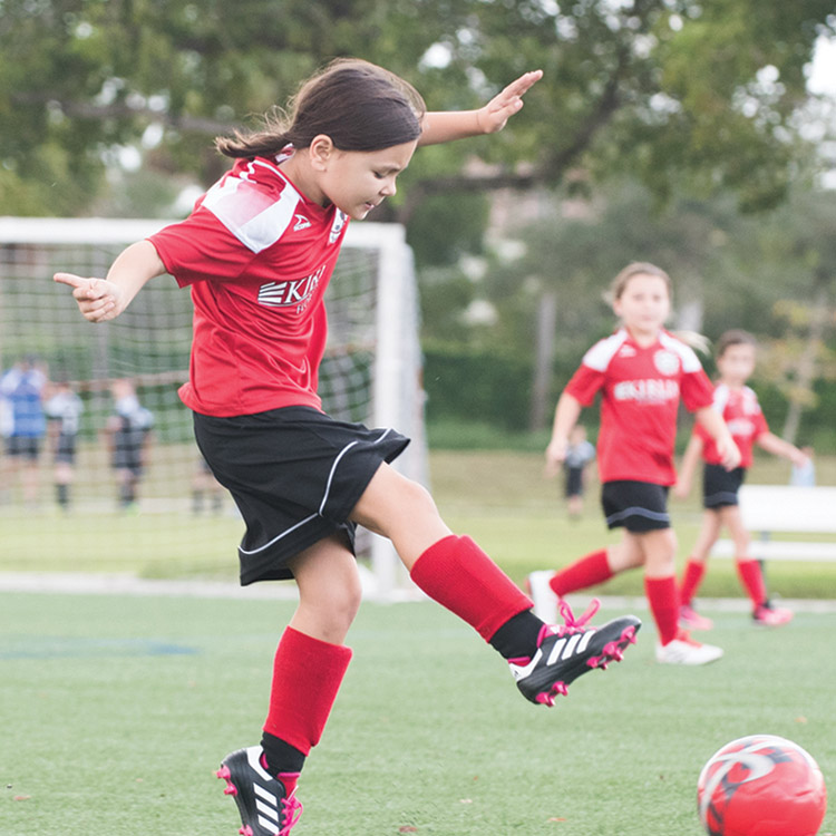 Register Now for Parkland Soccer
