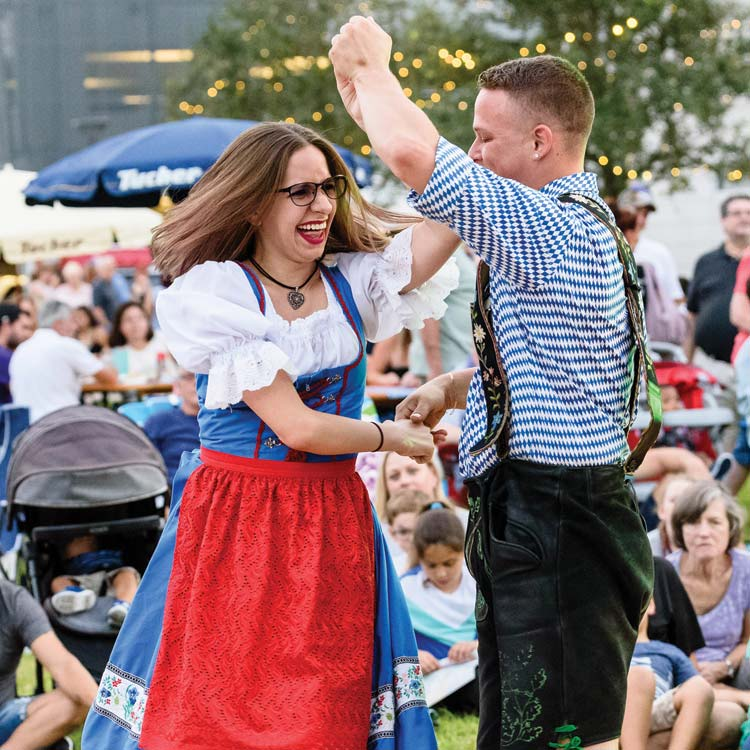 Artoberfest Returns Oct. 5 to Downtown Coral Springs