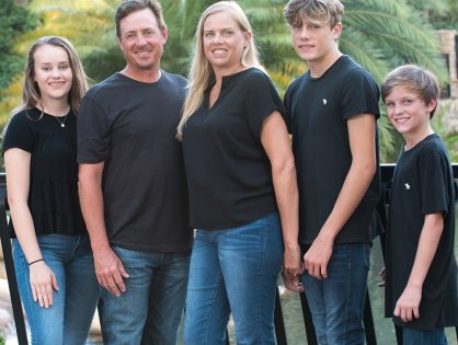 Meet The Diehl Family