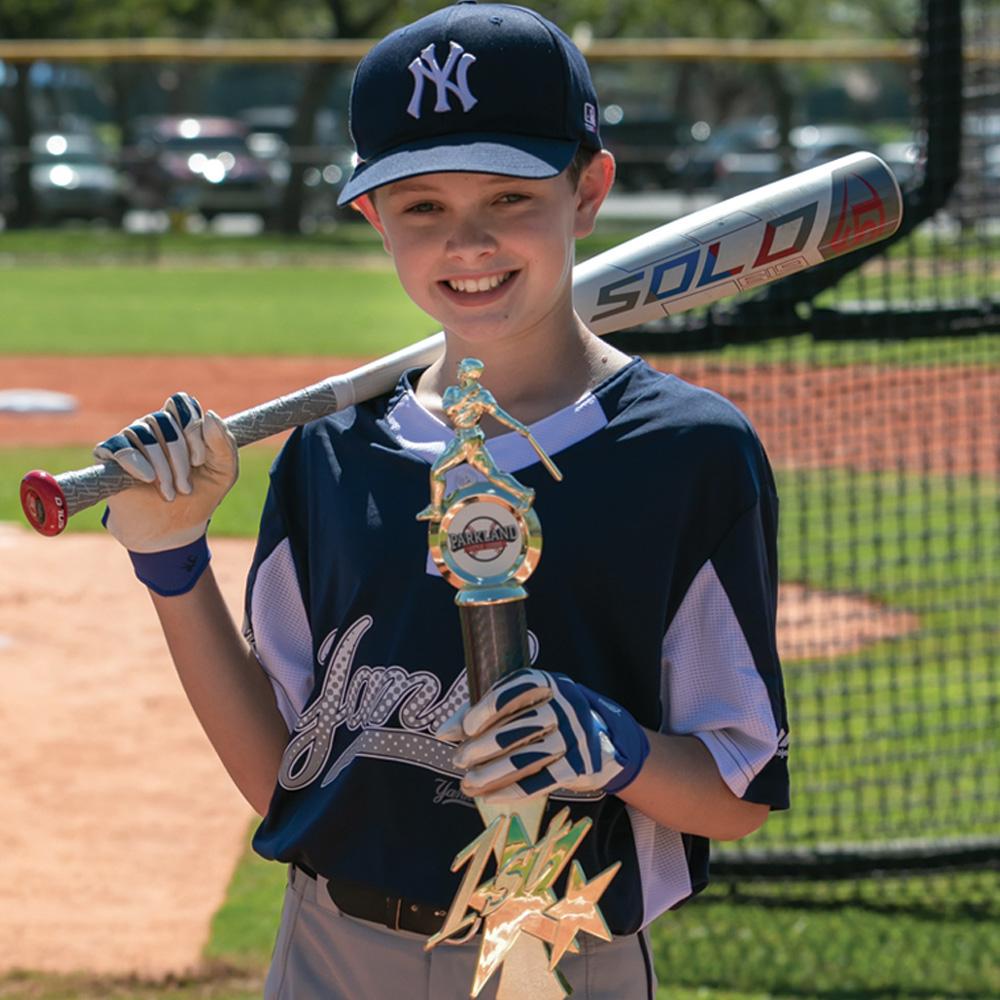 Parkland is Baseball Ready!