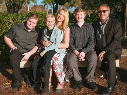 The Haggett Family