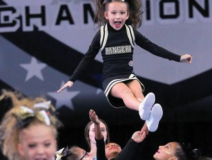Parkland Rangers Cheer Team Dominates Nationals