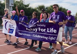 Join the American Cancer Society Relay For Life of Parkland  and Coral Springs to Help Imagine a World Without Cancer.