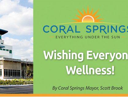 Wishing Everyone Wellness!