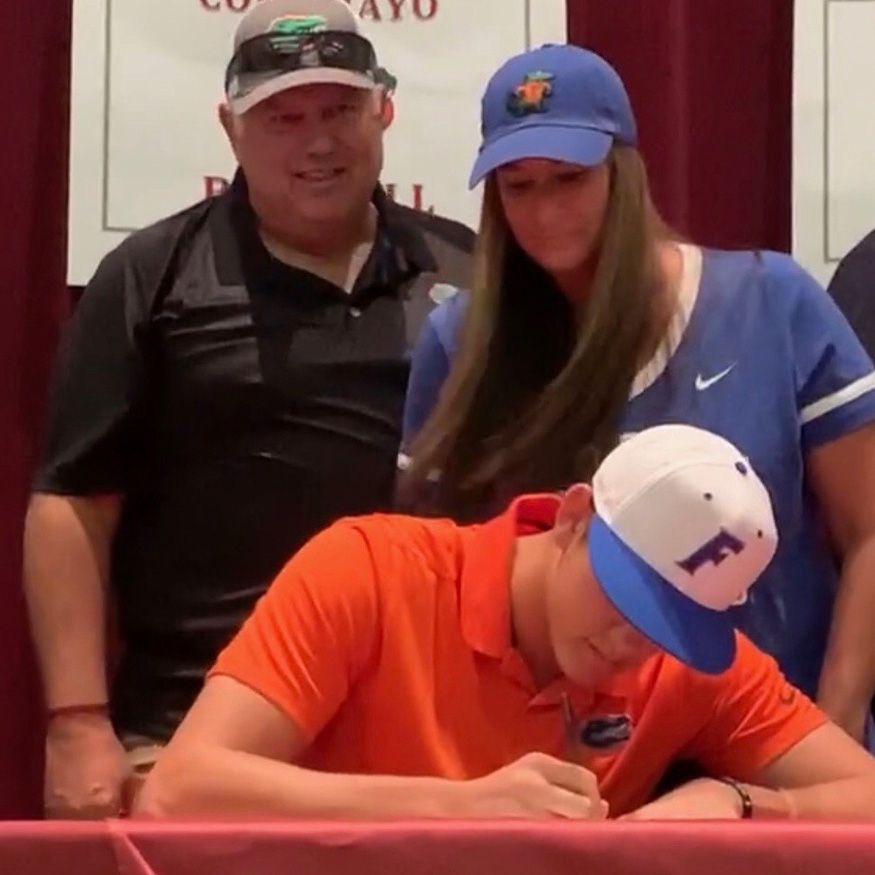 Local Slugger Drafted by Orioles!