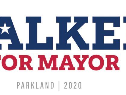 Father, Coach, Public Servant. Rich Walker for Parkland Mayor