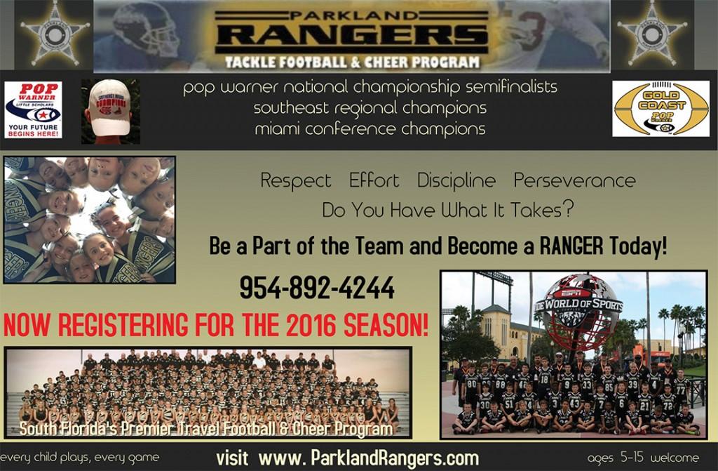 Rangers ad