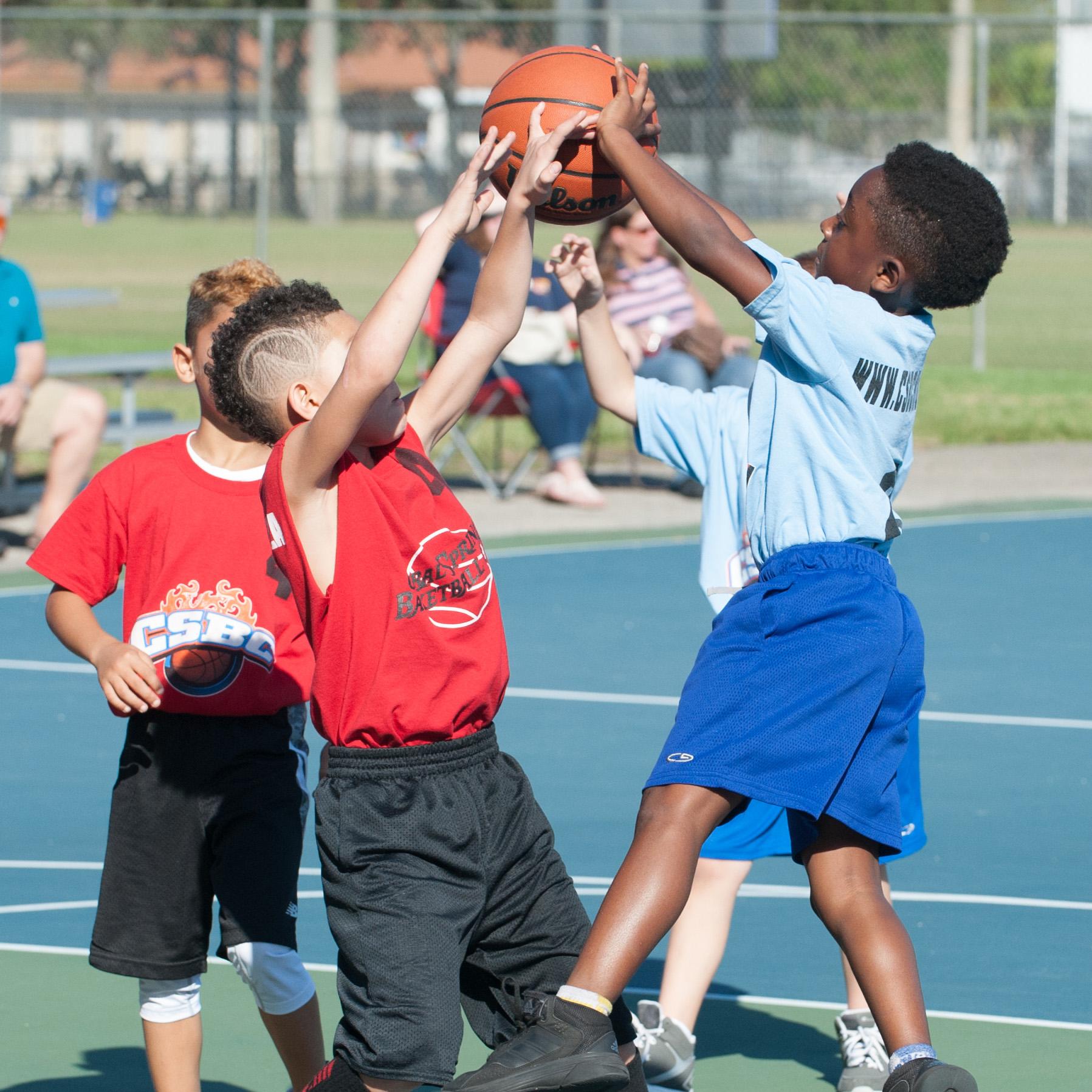 Coral Springs Basketball