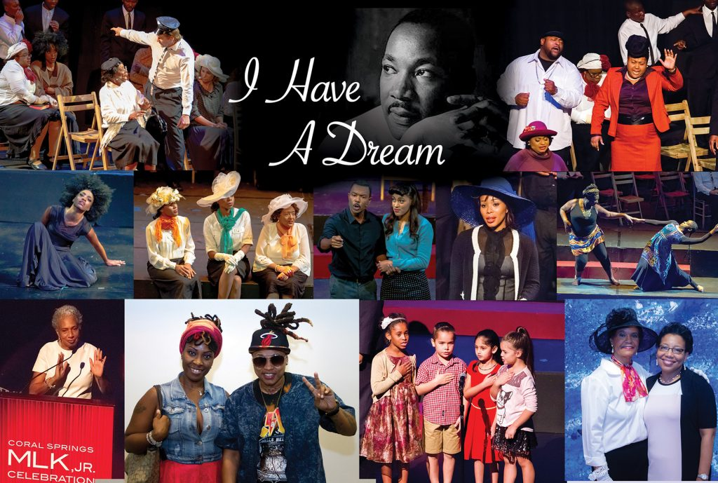 Coral Springs MLK I Have A Dream 2017