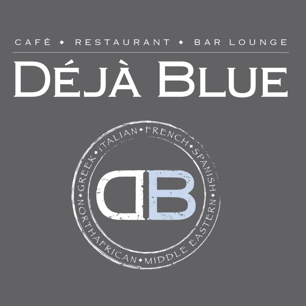 DÉJÀ BLUE Family-Focused Mediterranean Style Restaurant Parkland Florida