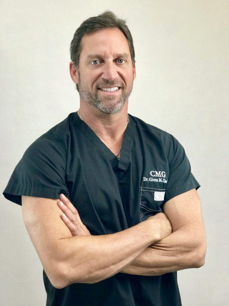 Dr. Glenn Charles Headshot 2018
