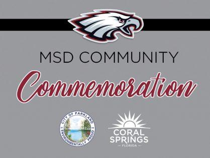 MSD Commemoration February 14, 2019