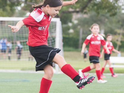 Register Now for Parkland Soccer