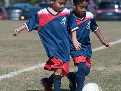 Recreational Soccer Continues Its Popularity