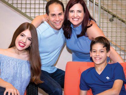 Meet the Kaufman Family