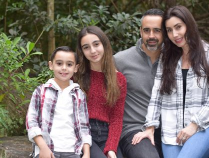 The Chawla Family