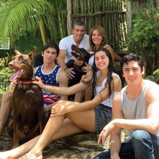 Yovino Family