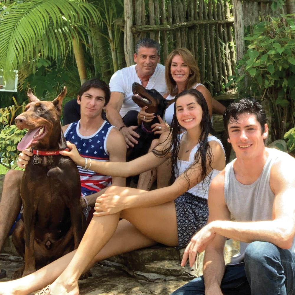 Meet the Yovino Family