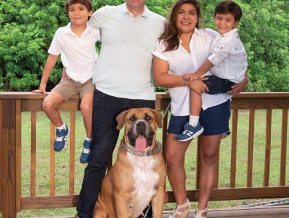 Meet the Lewis Family