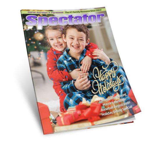 My Spectator Magazine 2020